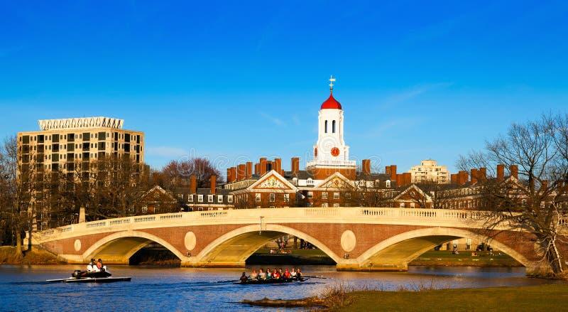 Cambridge stockfoto