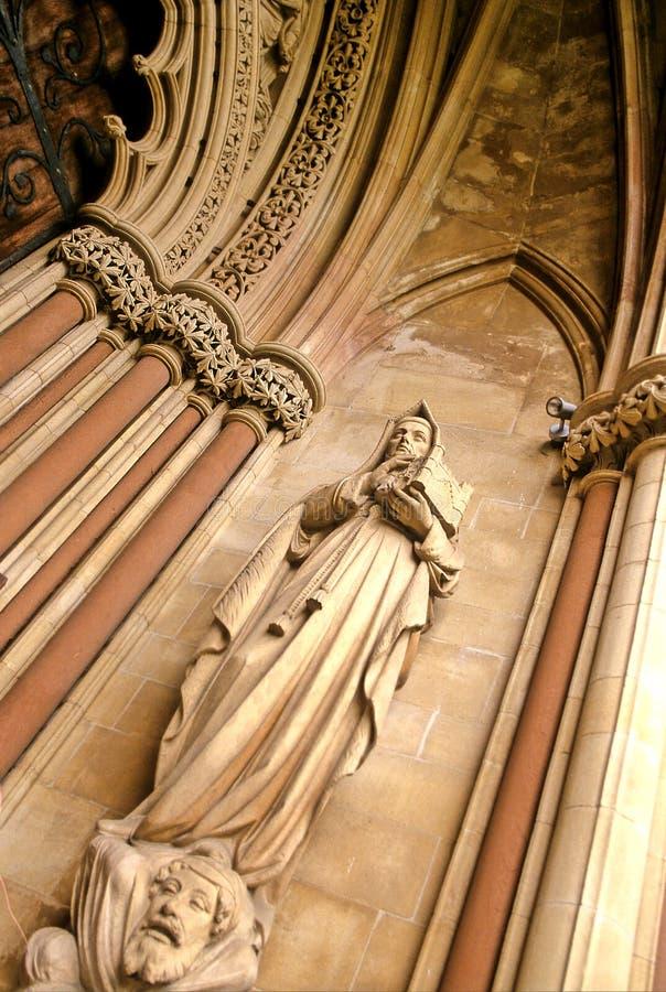 Download Cambridge dörröppning arkivfoto. Bild av ytter, skulptur - 509794