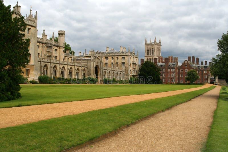 Cambridge, Inghilterra immagine stock libera da diritti