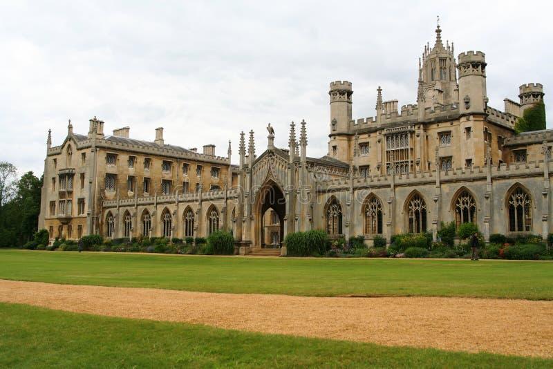 Cambridge, Inglaterra foto de stock royalty free