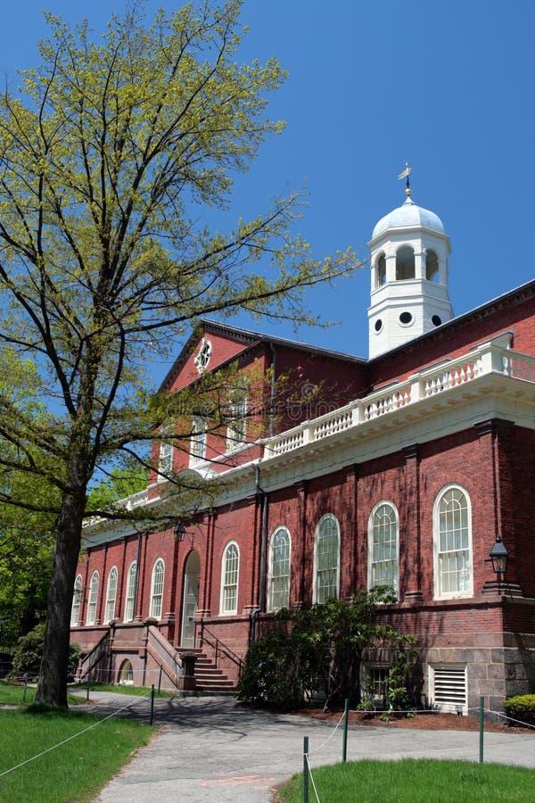 cambridge kwadrat Harvard zdjęcia royalty free
