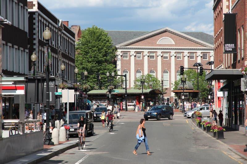Cambridge mA imagen de archivo