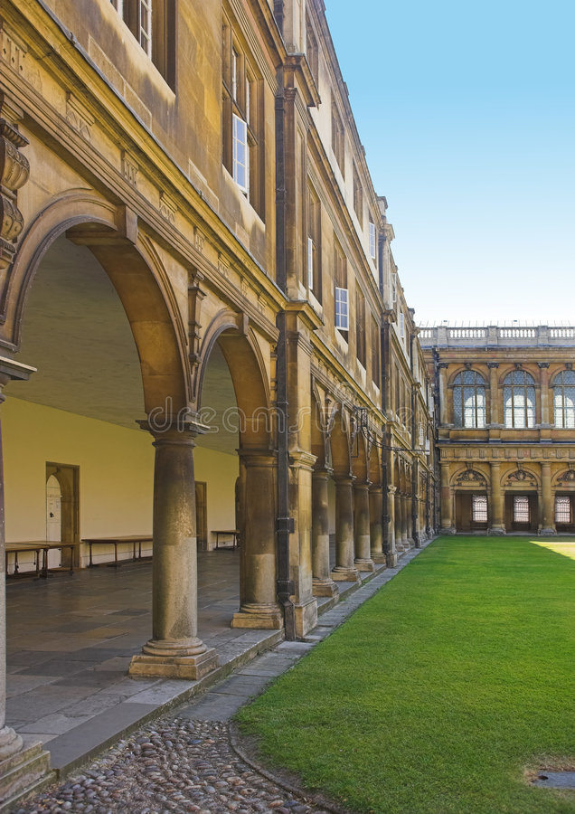 Download Cambridge University stock image. Image of educated, library - 2178759