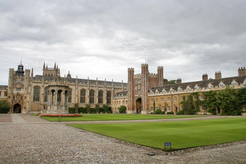 Cambridge University stock images