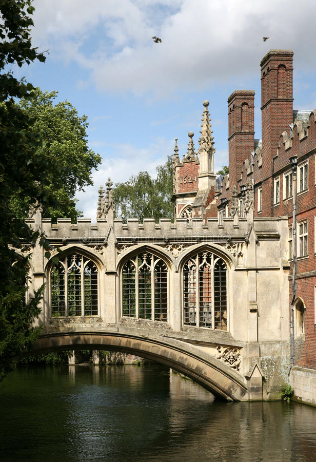 Download Cambridge University, Bridge Of Sighs Royalty Free Stock Photos - Image: 12911888
