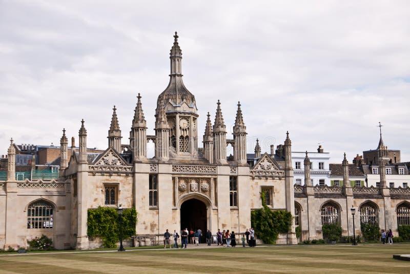 Download Cambridge University stock photo. Image of great, john - 46887772