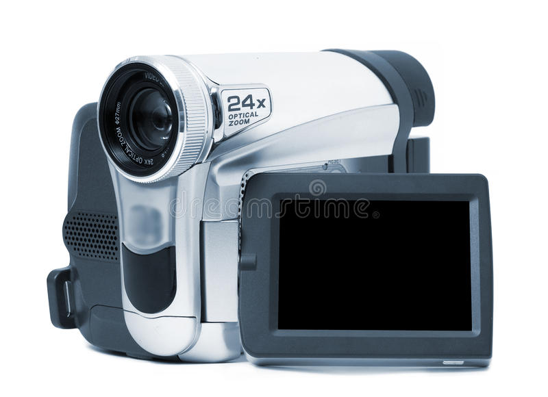 Download Camcorder Royalty Free Stock Image - Image: 12780356