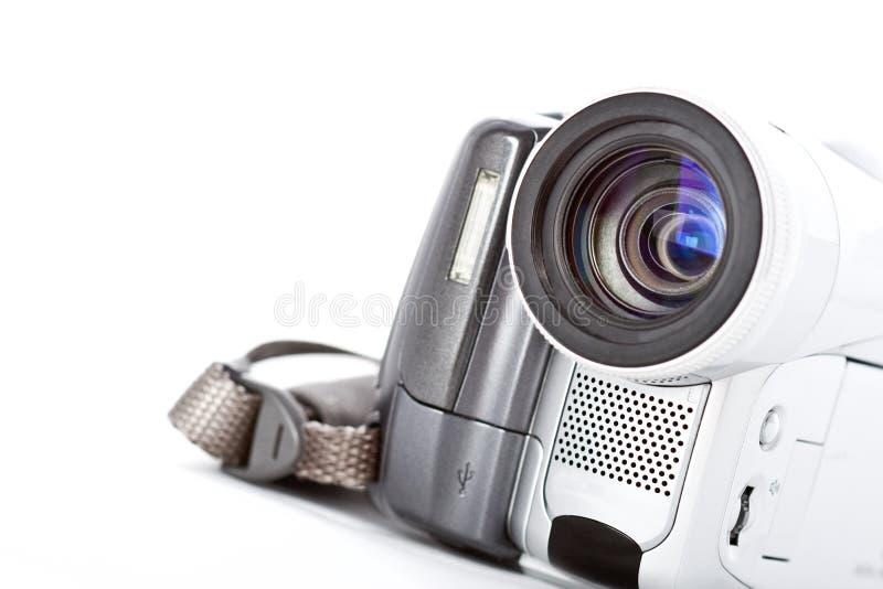 Camcoder digitale della mano fotografie stock