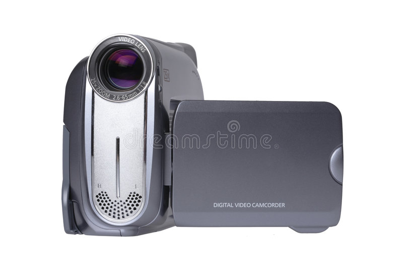 camcorder στοκ εικόνα με δικαίωμα ελεύθερης χρήσης