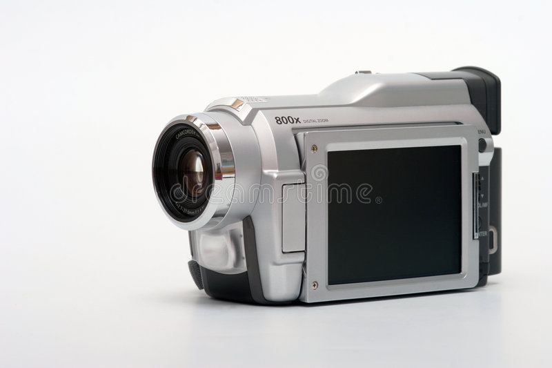 Download Camcorder stock image. Image of video, lens, technology - 1802203