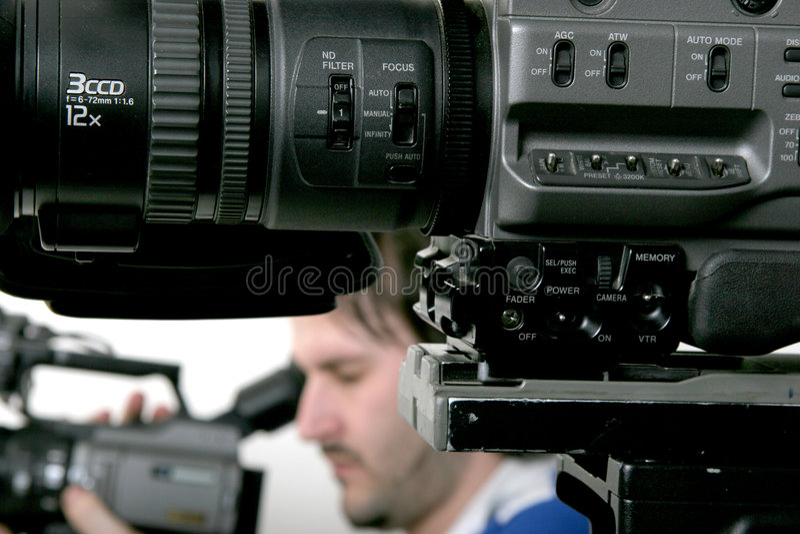 camcorders dv δύο στοκ φωτογραφίες με δικαίωμα ελεύθερης χρήσης