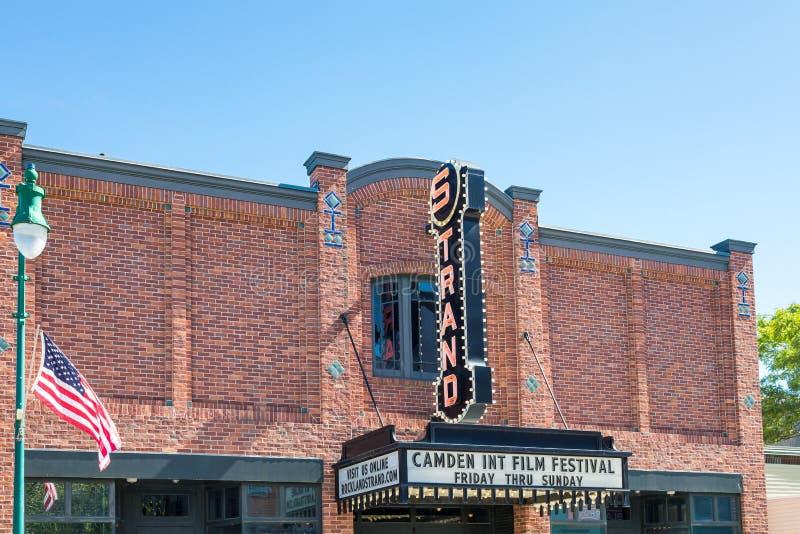 Camden International Film Festival stock image