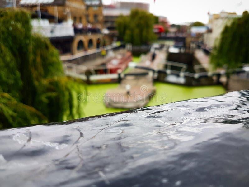 Camden Lock arkivbild
