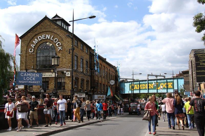 Download Camden Lock, London editorial photography. Image of locks - 32895027