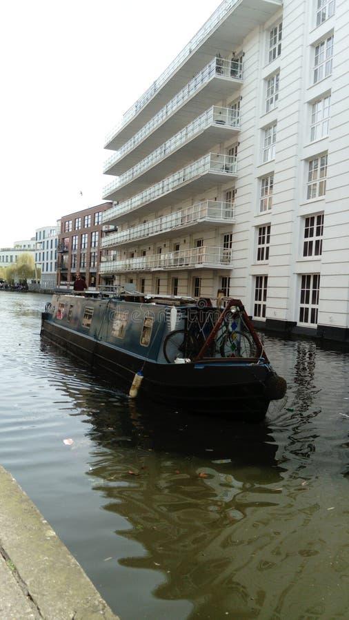 Camden locks royalty free stock image
