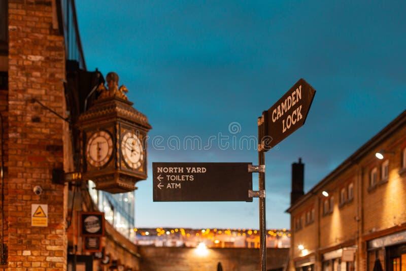 Camden Market, London stock photos
