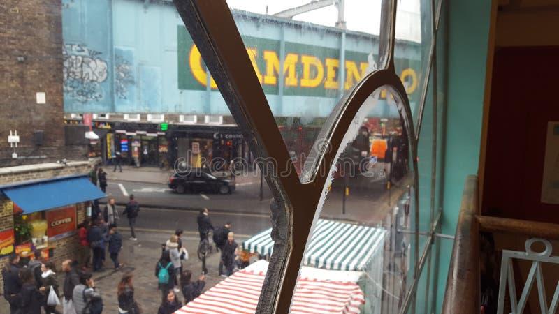 Camden-Markt London lizenzfreie stockfotos