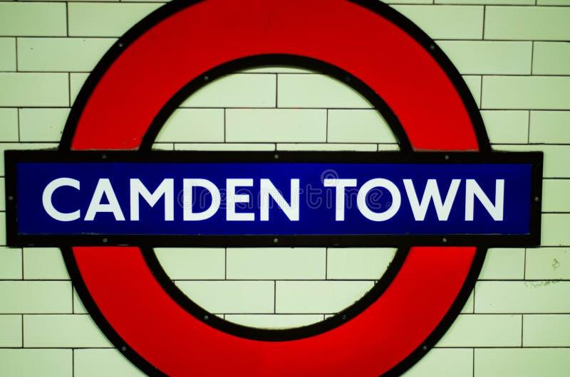Camden miasteczko zdjęcie stock