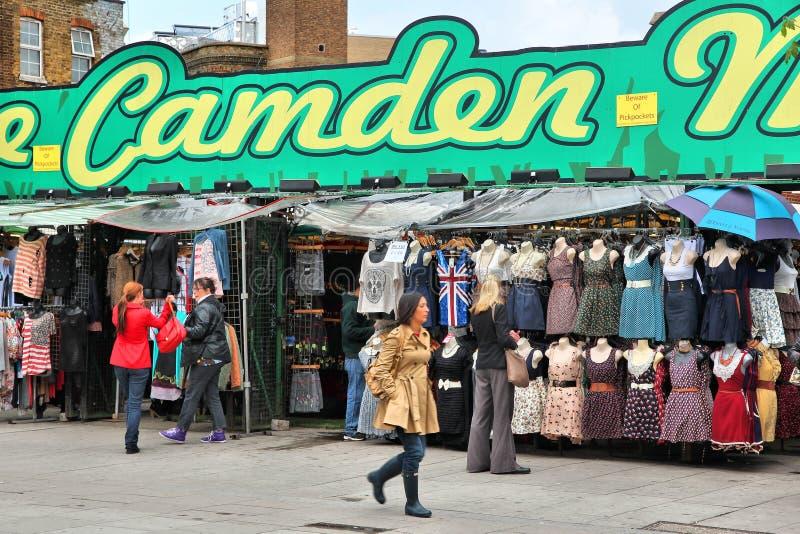 Camden rynek obrazy royalty free