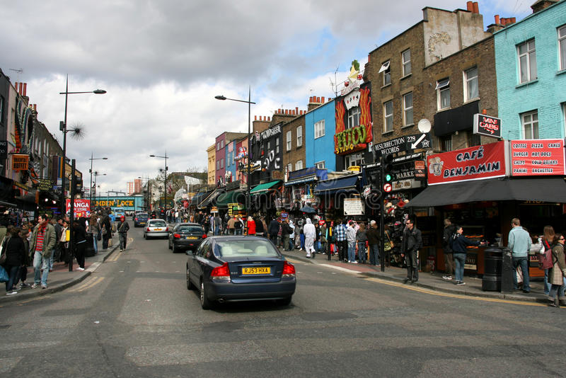 Download Camden Town editorial image. Image of exterior, store - 20800845
