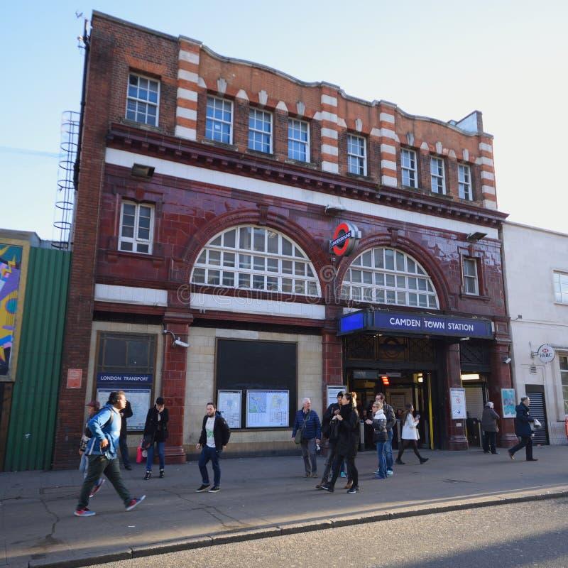 Camden Town fotografia stock