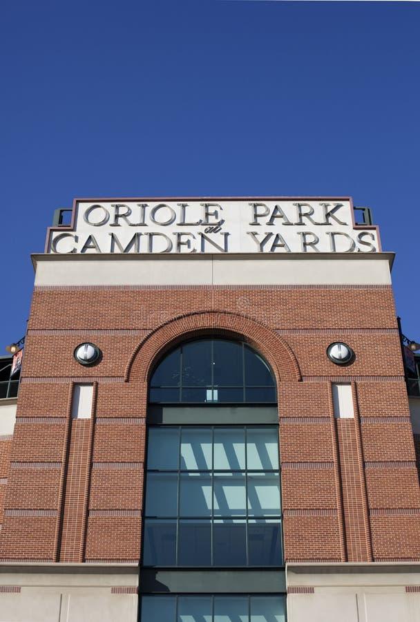 Camden Yards royalty free stock photo