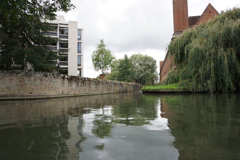 Came Angleterre de rivière photo stock