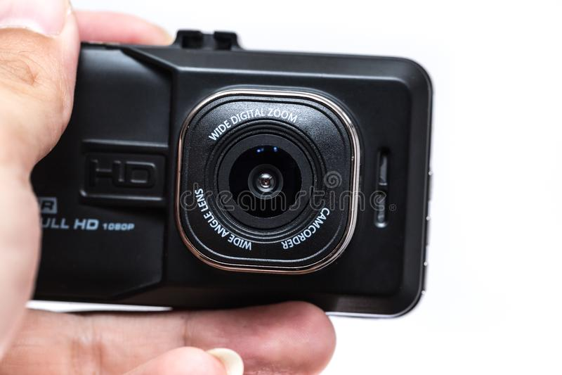 Came d'action d'appareil-photo ou came de tiret photos libres de droits