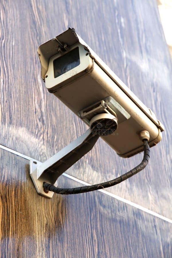 Came de surveillance de télévision en circuit fermé image libre de droits