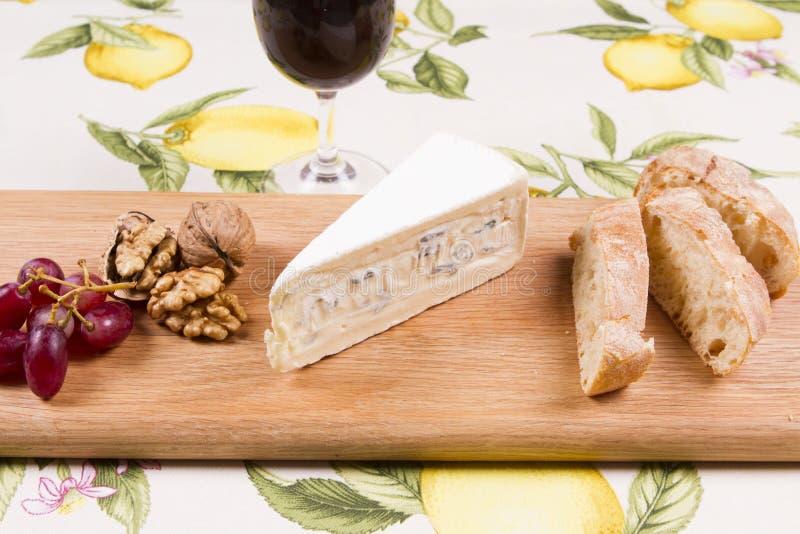 Camebozola乳酪 库存图片