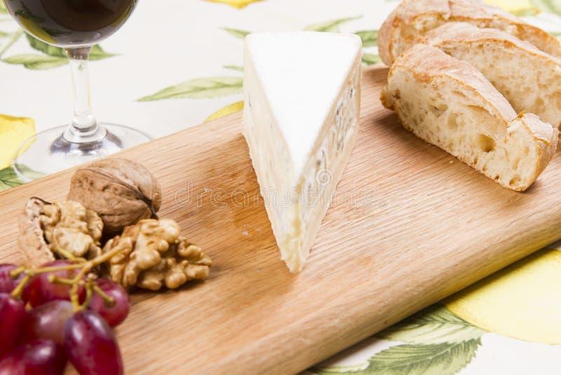 Camebozola乳酪 库存照片