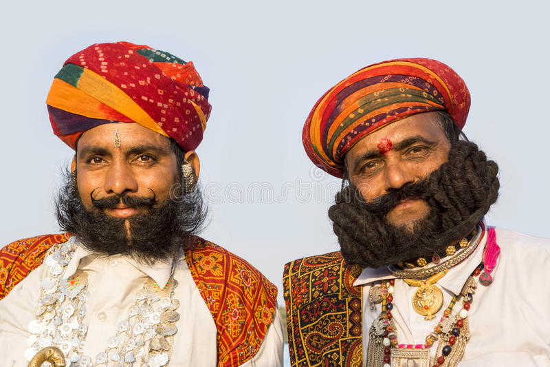 Camel Festival in Bikaner, India royalty free stock photography