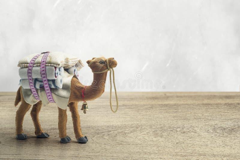 Camel Figure, Camel concept of Ramadan. Camel Figure, Camel concept of Holy Month Ramadan royalty free stock images
