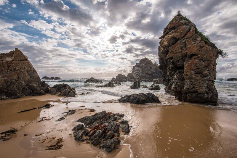 Camel Rock, Australia. Camel Rock, striking rock formation, which is around 450 million years old, found in NSW Australia stock photos