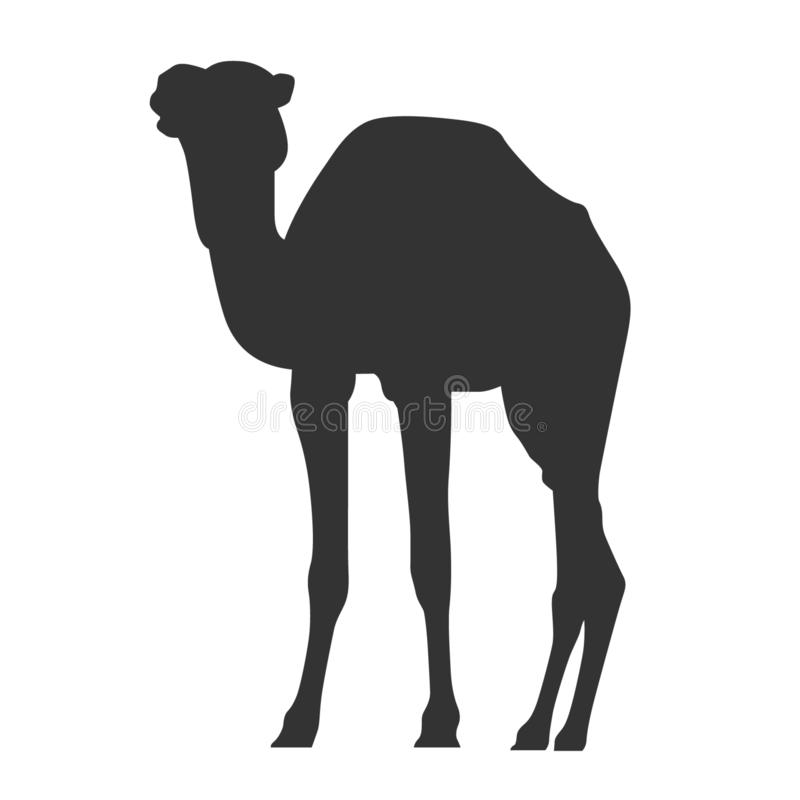 Camel vector eps silhouette Hand drawn Crafteroks svg free, free svg file, eps, dxf, vector, logo, silhouette, icon, instant downl. Camel silhouette vector eps vector illustration