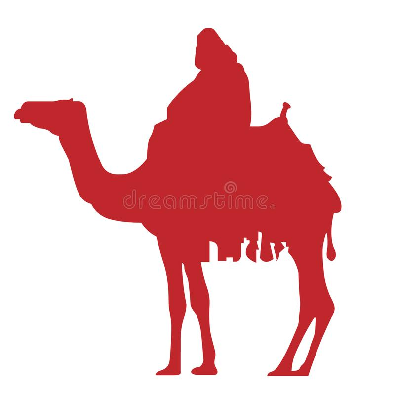 Camel vector eps silhouette Hand drawn Crafteroks svg free, free svg file, eps, dxf, vector, logo, silhouette, icon, instant downl. Camel silhouette vector eps stock illustration