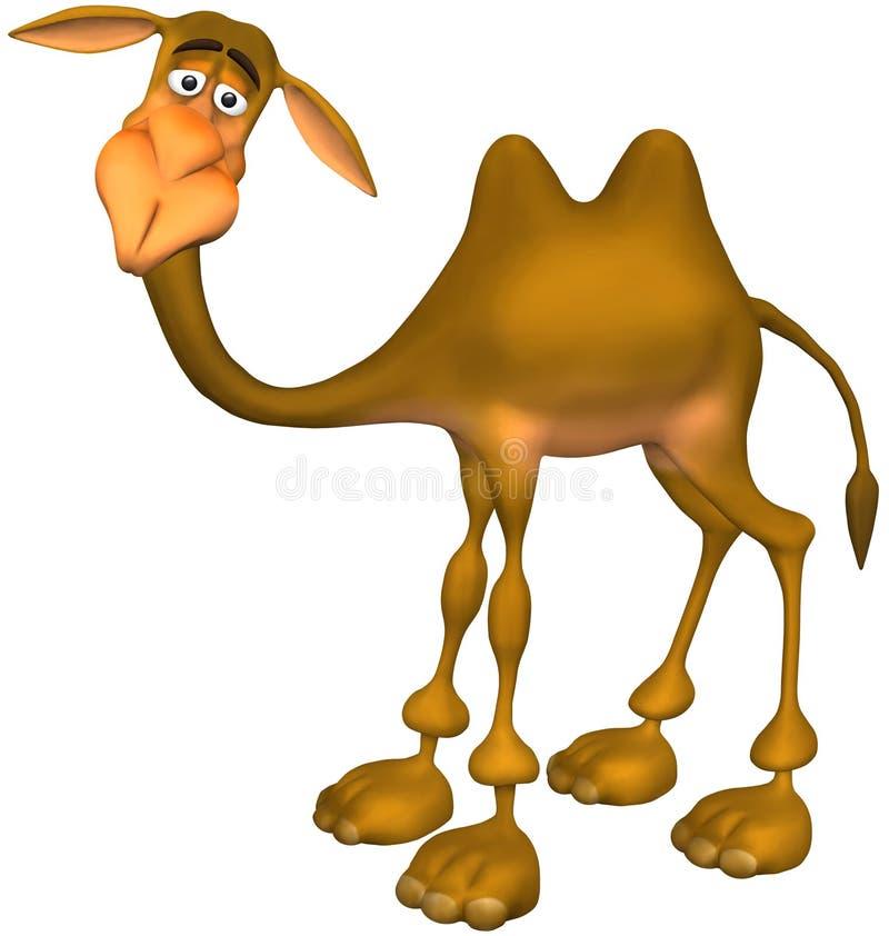 Camelo ilustração do vetor