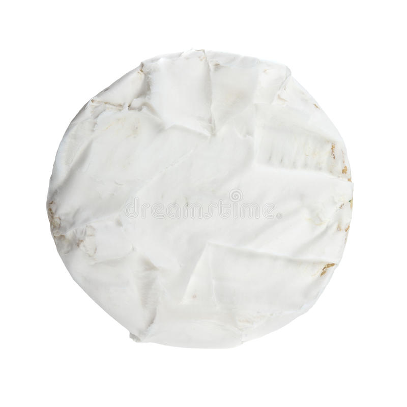 Camembert cheese stock image