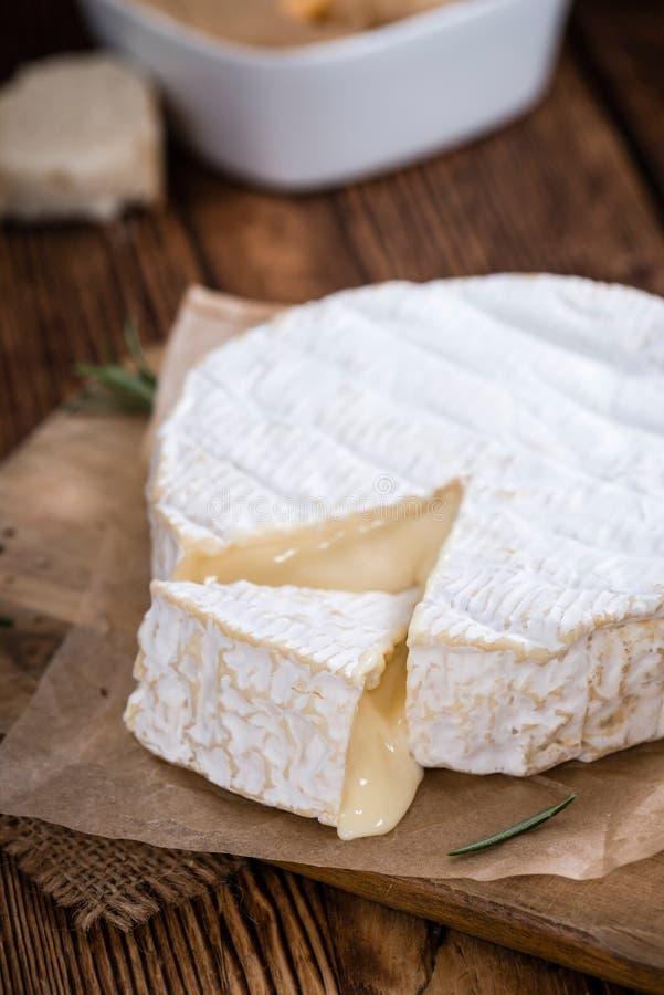 Camembert crémeux photo stock