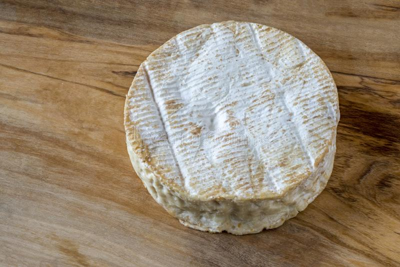 Camembert, Franse kaas van Normandië royalty-vrije stock fotografie