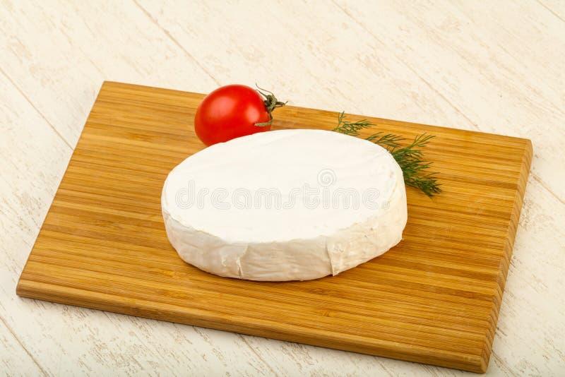 Camembert ser zdjęcie stock