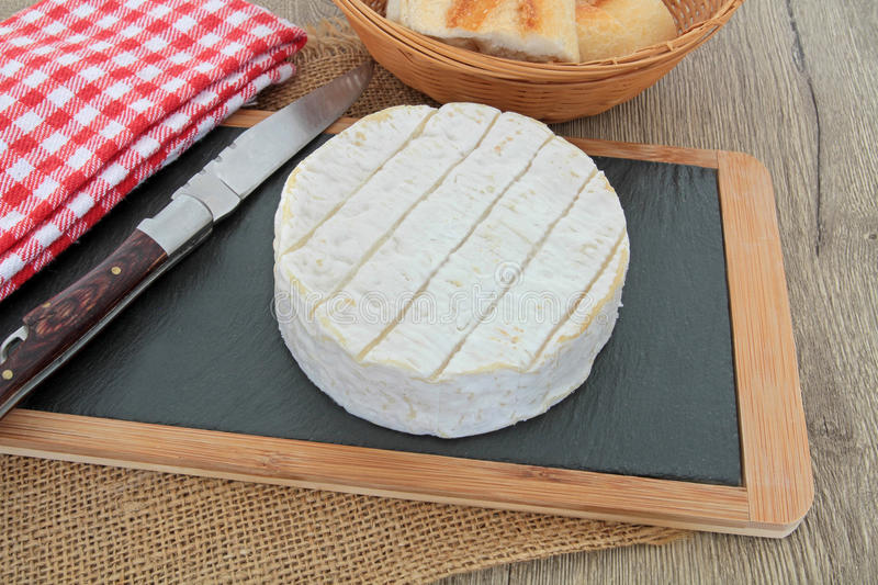Camembert royalty free stock images