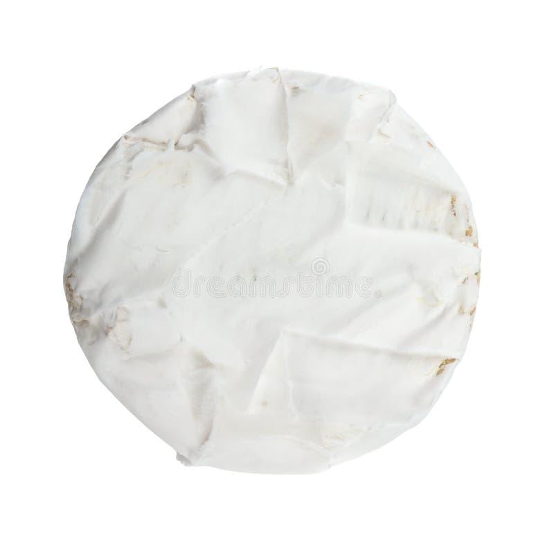 Camembertkäse stockbild