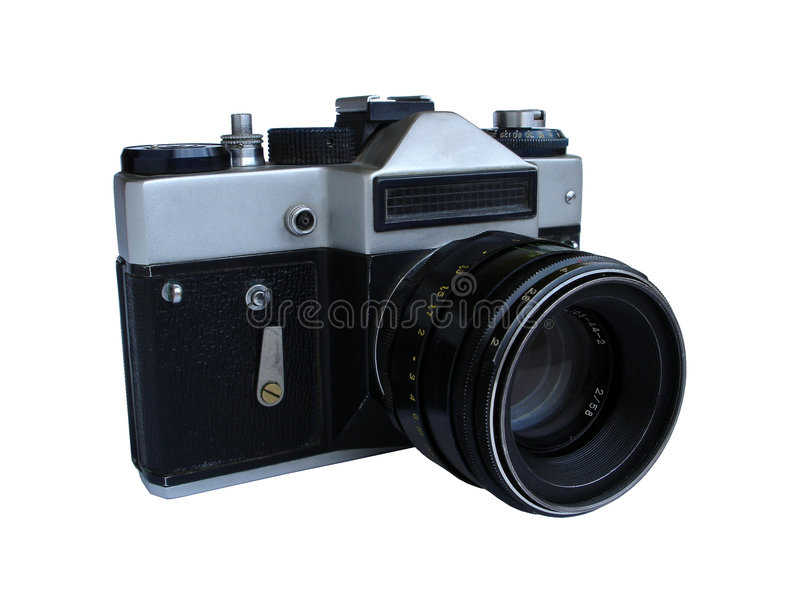Download Camera stock photo. Image of photography, black, white - 114372