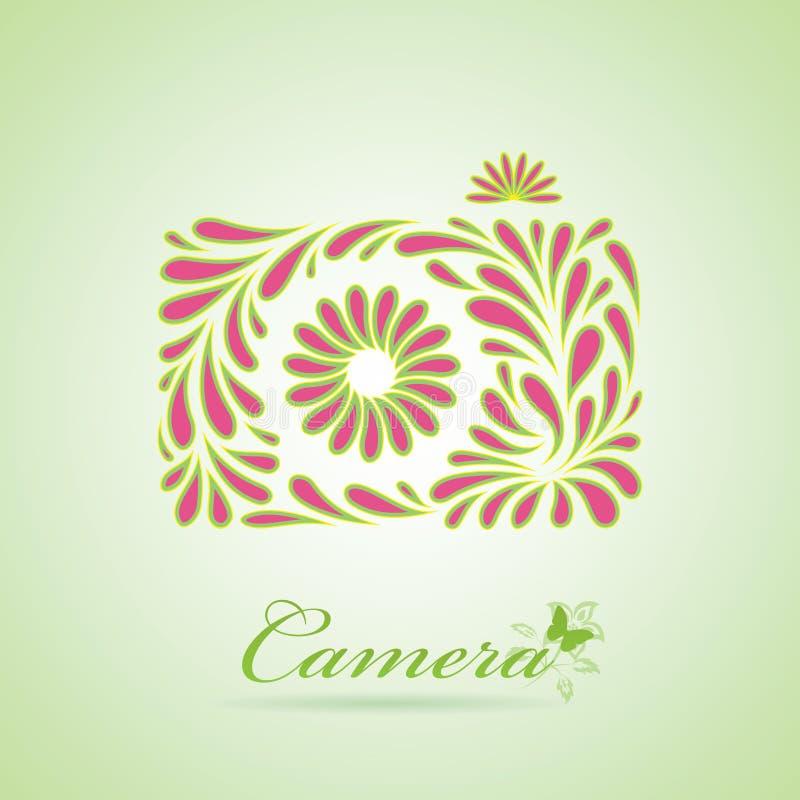 Camera stock illustration