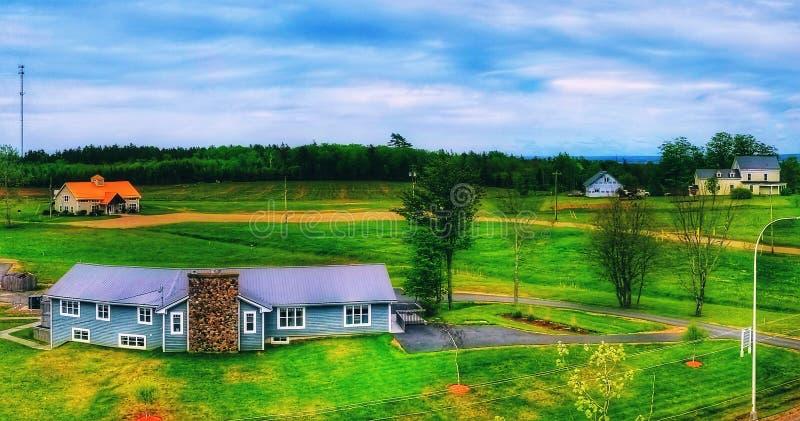 Camera in azienda agricola fotografie stock libere da diritti