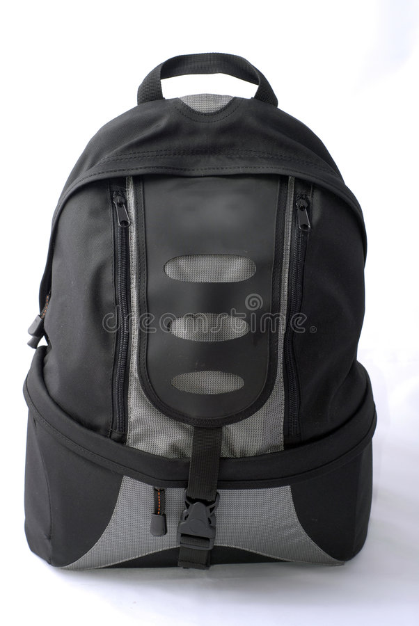 Download Camera Backpack stock image. Image of accessories, lens - 3392465