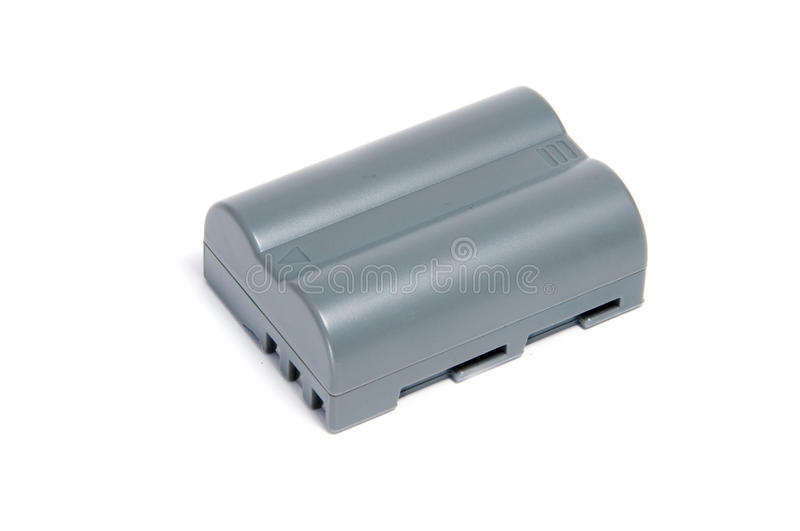 Camera battery stock images