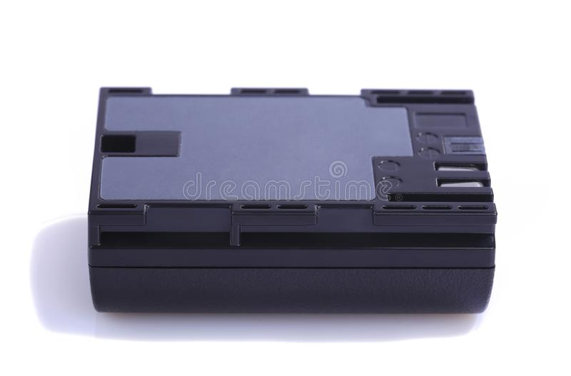 A camera battery royalty free stock images