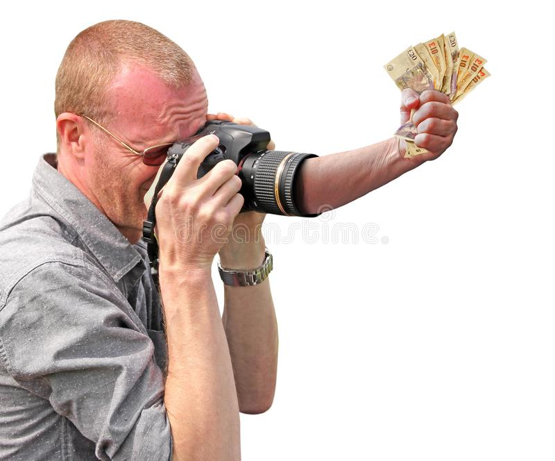 Camera competition money winning award grab hands fist earn stock photos